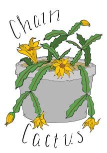 Chain Cactus
