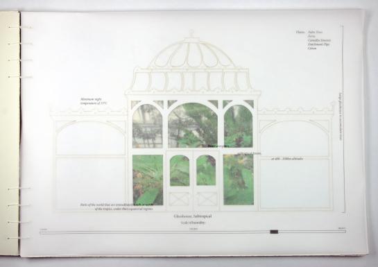 Subtropical glasshouse