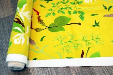Herbs Fabric (2)