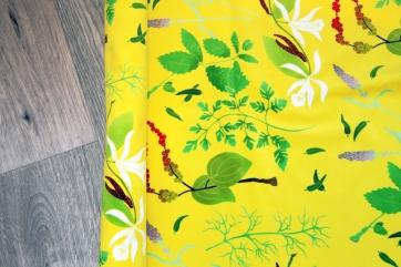 Herbs Fabric (3)