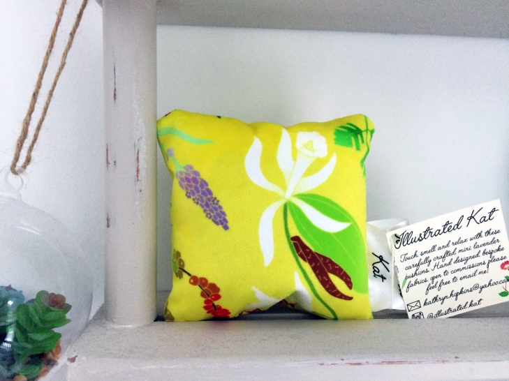 Mindful lavender cushions £6.99