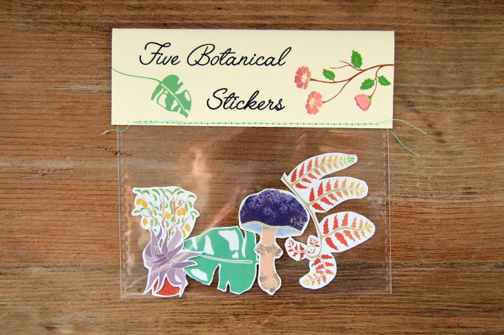 Sticker pack £2.50