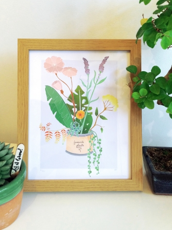 Botanical Prints £8